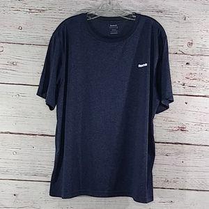 Reebok Short Sleeve Tee-Shirt Sz L